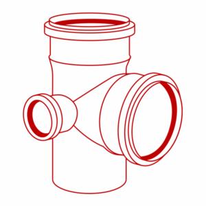 Трубы канализационные и фитинги