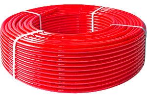 Труба РЕ-Хв Д=16 красная (c кислородной защитой)