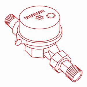 Счётчики для воды, газа и комплектующие