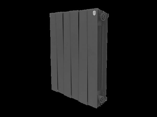 Радиатор биметаллический Royal Thermo PianoForte 500/Noir Sable - 4 секции