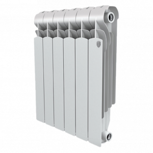Радиатор алюминиевый Royal Thermo Indigo 500 - 4 секций