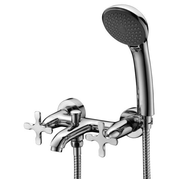 Смеситель Lemark Duetto LM5712C для ванны