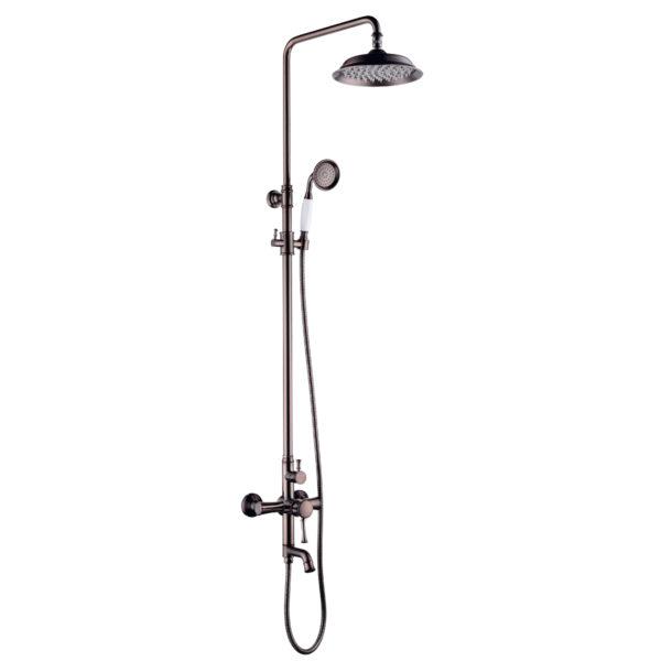 Смеситель Lemark Peretto LM6362RB для ванны и душа