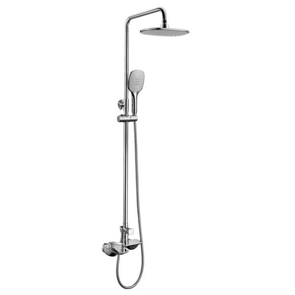 Смеситель Lemark  Bellario LM6862C для ванны и душа