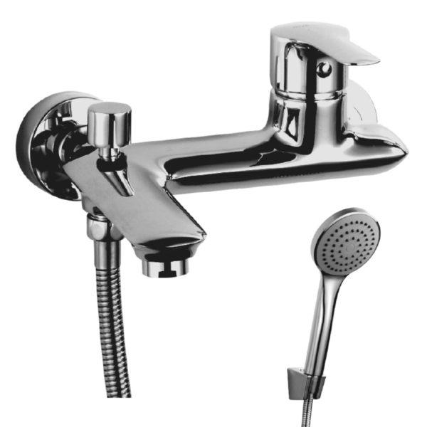 Смеситель Rossinka V35-31 для ванны
