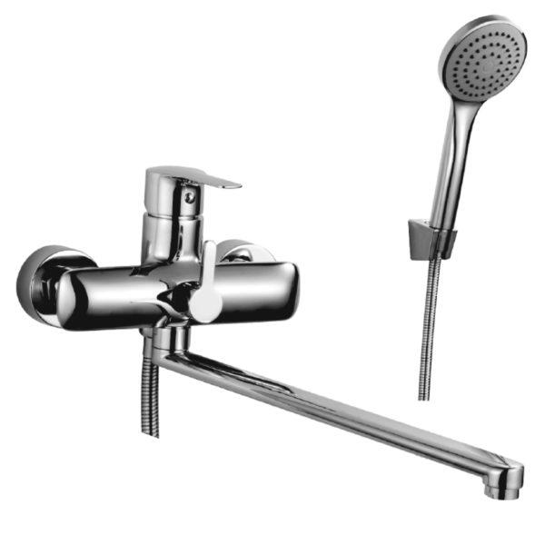 Смеситель Rossinka V35-32 для ванны универсальный