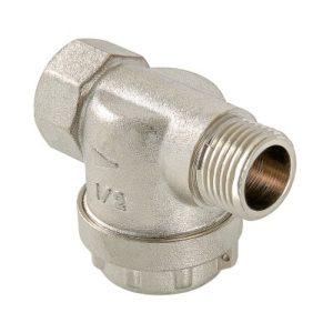Фильтр механической очистки прямой 1/2 Valtec VT.387.N.04