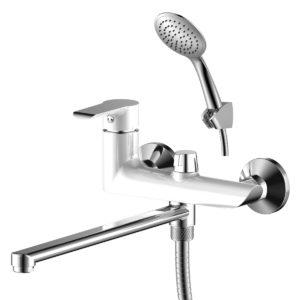 Смеситель Rossinka W35-32 для ванны универсальный