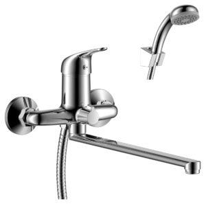 Смеситель Rossinka Y40-32 для ванны универсальный