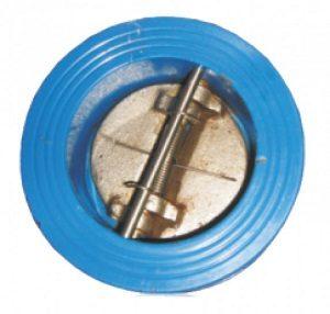 Клапан обратный чугунный ЗОЧ-16