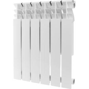 Радиатор алюминиевый ROMMER Plus 500/95