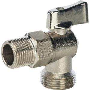Кран для воды угловой 1/2 х 3/4 ш/ш STOUT SVB-0023-001520