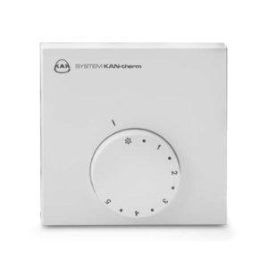 Термостат аналоговый Basic+ 230В K-800214 Kan-therm