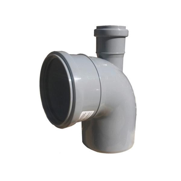 Отвод с фронтальным патрубком 110/50 551001E