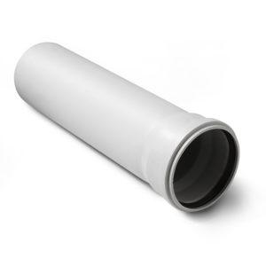 STP Труба канализационная Stilte Plus ⌀110x500 STPL551100500
